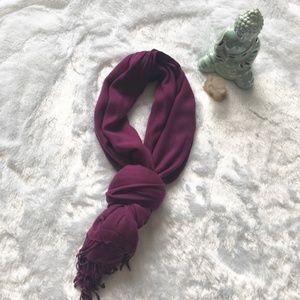 Regal Purple Pashmina/Scarf/Wrap VGUC